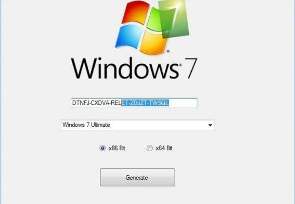 MS Windows 2007 Key