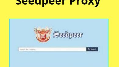 Seedpeer Proxy