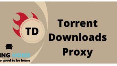 Torrentdownloads Proxy